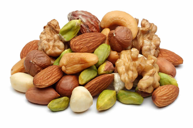 Let's talks about nuts!