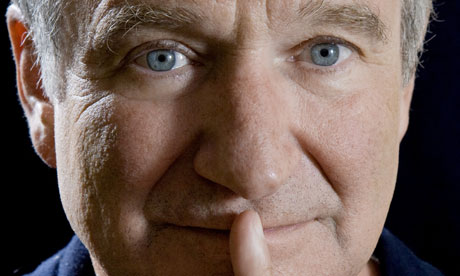Robin Williams' parting gift.