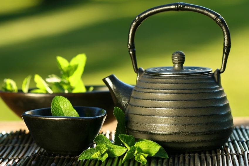 Does Green (tea) mean good?