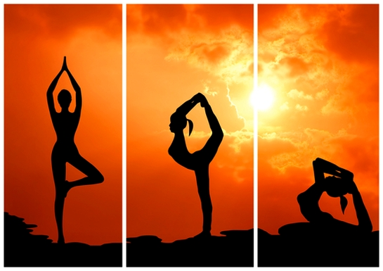 Why traditional Indian Yoga is good for you