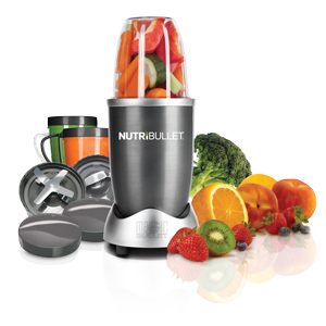 Welcome to Wellness: Introducing The Nutri-Bullet