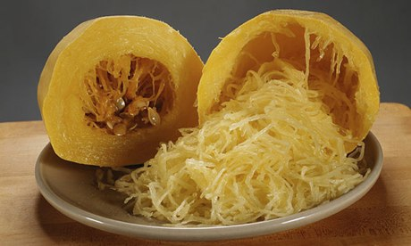 spaghetti squash Here's An Easy, Gluten-Free Dinner For Busy ...