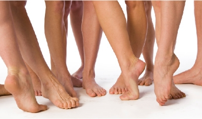 How To Make Cankles Disappear!