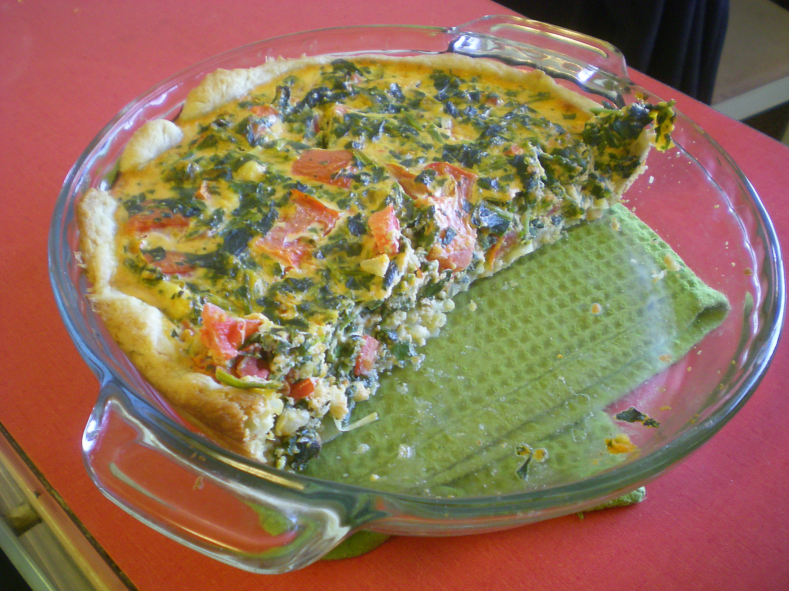 Delicious Recipes: Veggie Frittata