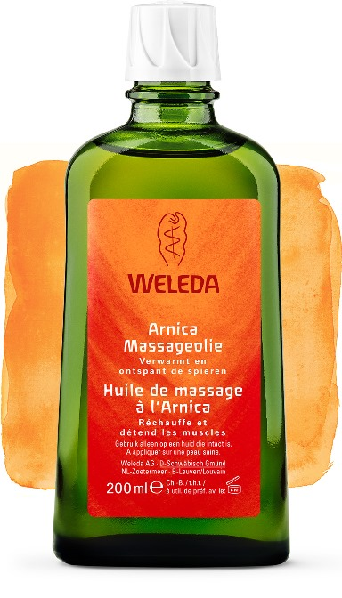 Review: Weleda Arnica Massageolie