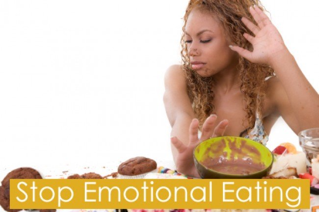 How To Break Free From Comfort Eating