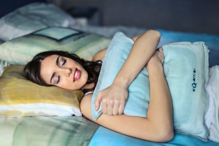 3 tips to help you sleep better