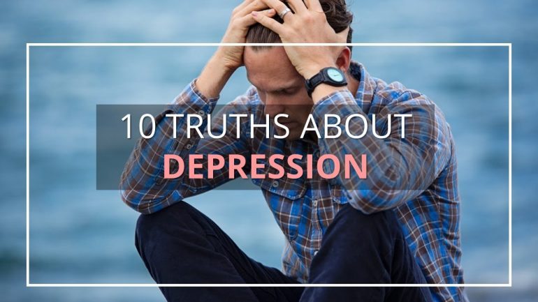 10 truths about depression